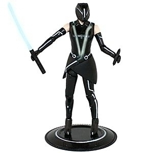 Disney: Tron Legacy - Light-Up Quorra Figure