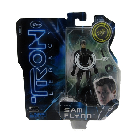 Disney: Tron Legacy - Series 2 Sam Flynn Figure