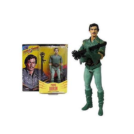 Biff Bang Pow!: Flash Gordon - Prince Barin Leader of the Treemen Figure