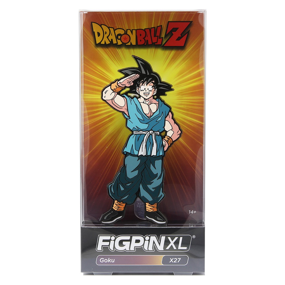 Dragon Ball Z - Goku FiGPin XL # X27