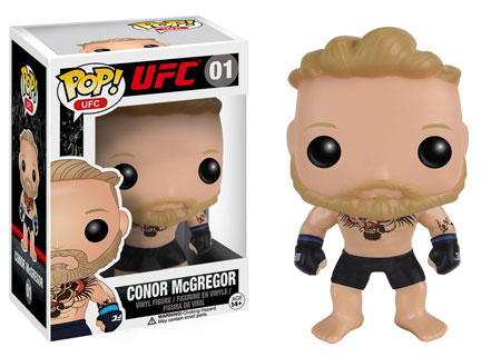 POP! UFC: Conor McGregor Vinyl Figure #1