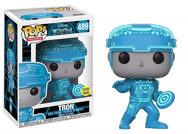 POP! Movies: Tron - Tron Vinyl Figure #489