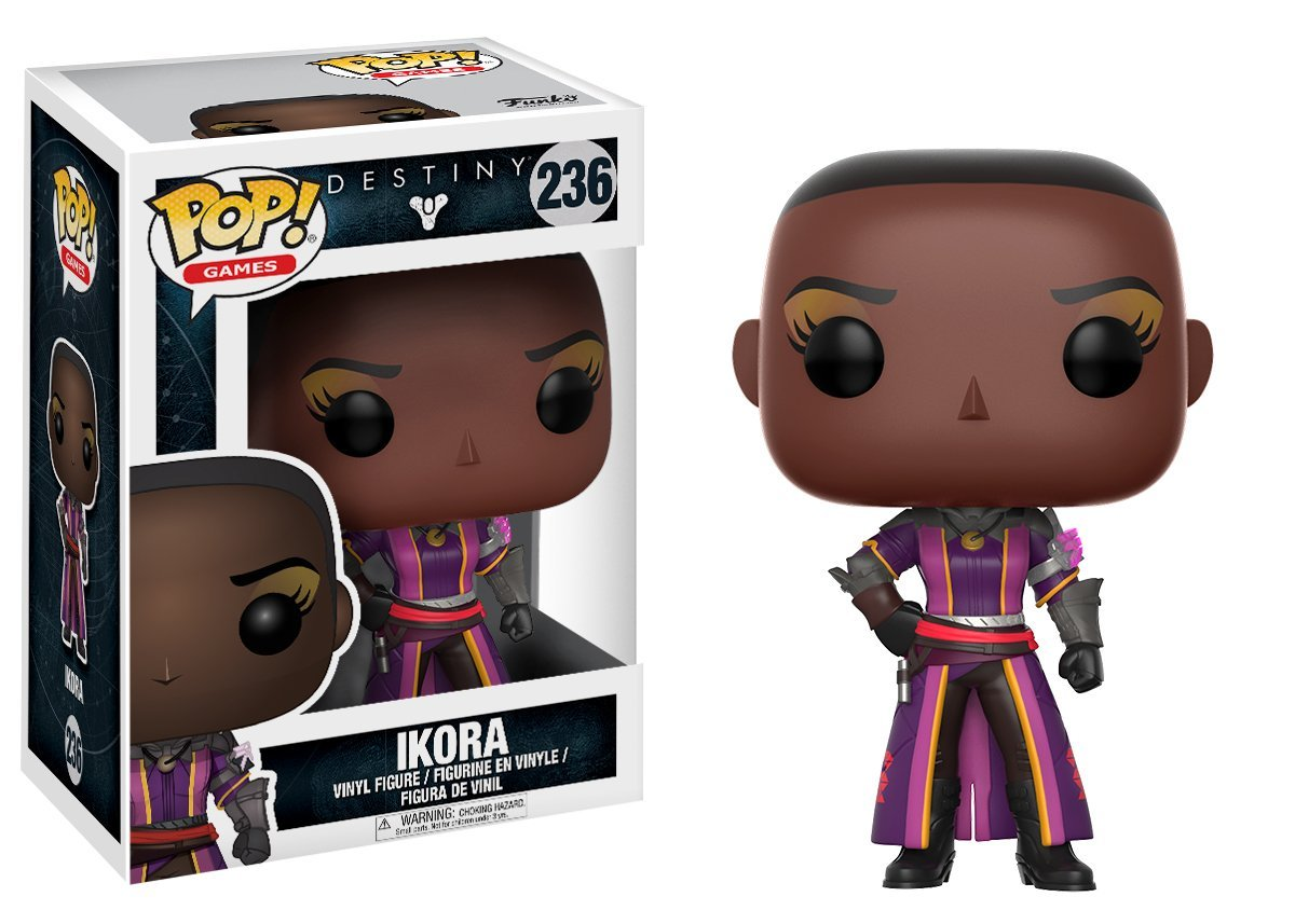 POP! Games: Destiny - Ikora Vinyl Figure #236