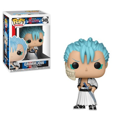 POP! Animation: Bleach - Grimmjow Vinyl Figure #349