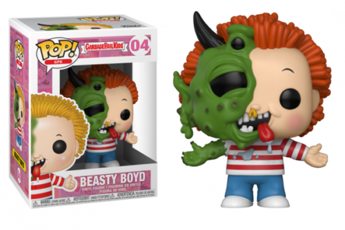 POP! GPK: Garbage Pail Kids - Beasty Boyd Vinyl Figure #04