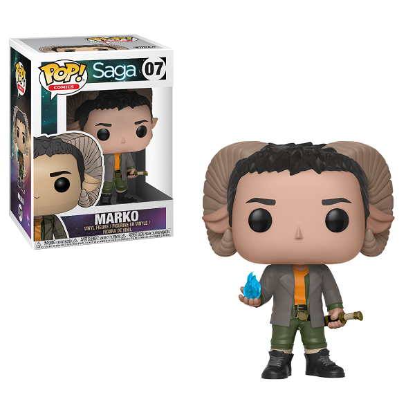 POP! Comics: Saga - Marko Vinyl Figure #7