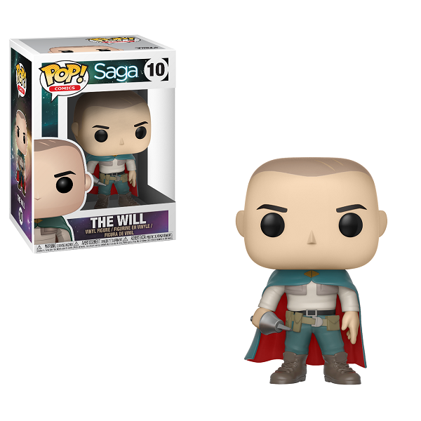POP! Comics: Saga - The Will Vinyl Figure #10