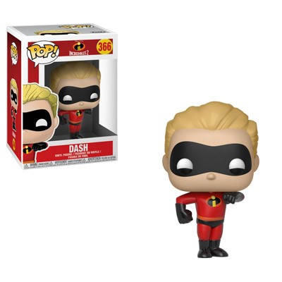 POP! Disney: Incredibles 2 - Dash Vinyl Figure #366
