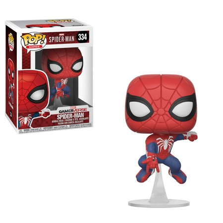POP! Heroes Marvel: Marvel Gameverse - Spider-Man Vinyl Bobblehead Figure #334