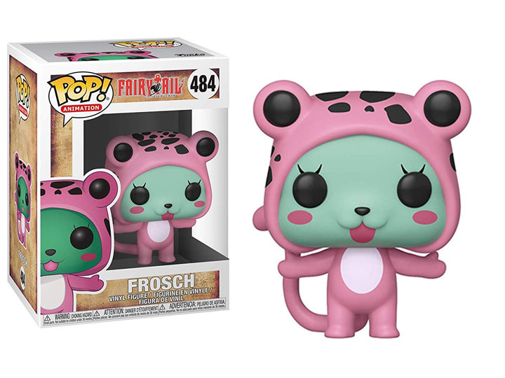 POP! Animation: Fairy Tail - Frosch Vinyl Figure #484
