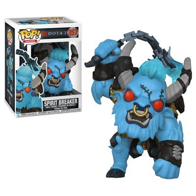 POP! Games: DoTA 2 - Spirit Breaker Vinyl Figure #357