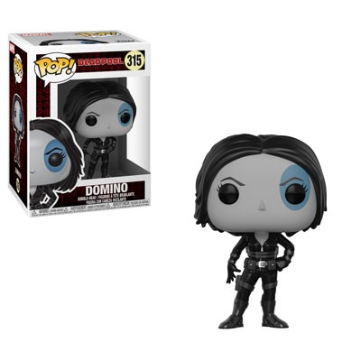 POP! Marvel: Deadpool 2 - Domino Vinyl Bobblehead Figure #315