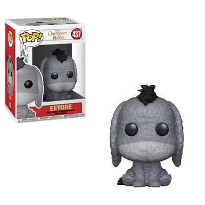 POP! Disney: Christopher Robin - Eeyore Vinyl Figure #437