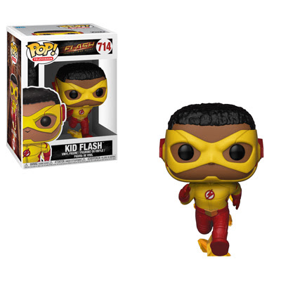 POP! DC Comics: Flash - Kid Flash Vinyl Figure #714