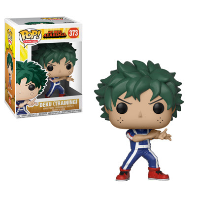 POP! Animation: My Hero Academia - Deku (Training) Vinyl Figure #373