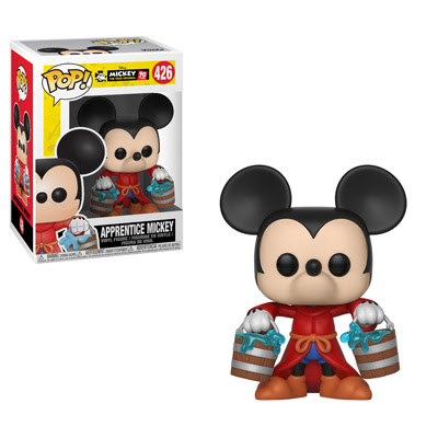 POP! Disney: Mickey's 90th Anniversary - Apprentice Mickey Vinyl Figure #426