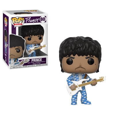 [PRE-SALE] POP! Rocks: Prince - Around the World in a Day Vinyl Figure #80 [Ships in October]