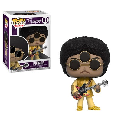 [PRE-SALE] POP! Rocks: Prince - 3rd Eye Girl Vinyl Figure #81 [Ships in October]