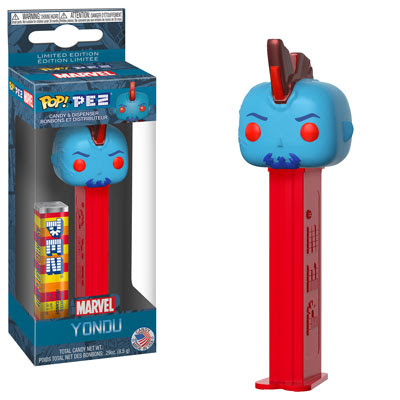 [PRE-SALE] POP! Pez: Yondu Pez Dispenser [Ships in November]