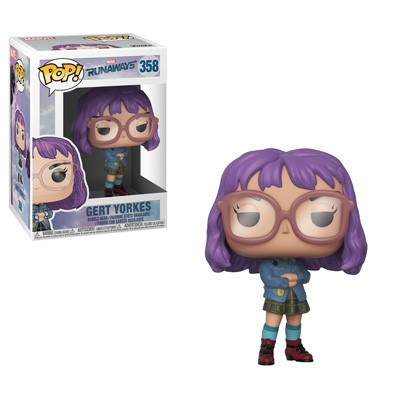 POP! Marvel: Runaways - Gert Yorkes Vinyl Bobblehead Figure #358