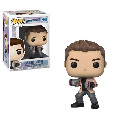 POP! Marvel: Runaways - Chase Stein Vinyl Bobblehead Figure #360