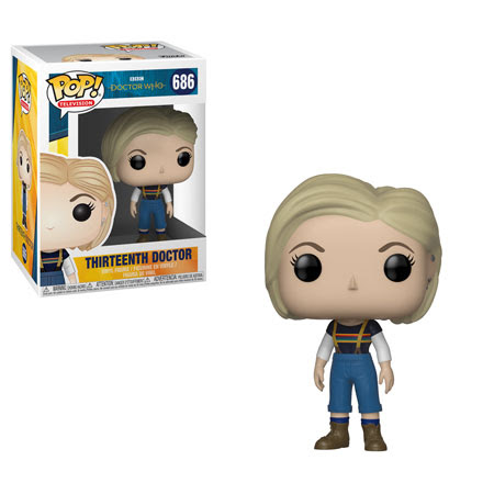 POP! Television: Doctor Who - Thirteenth Doctor Vinyl Figure #686