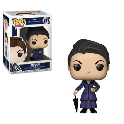 POP! Television: Doctor Who - Missy Vinyl Figure #771