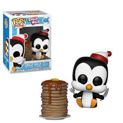 POP! Animation: Chilly Willy - Chilly Willy Vinyl Figure #486