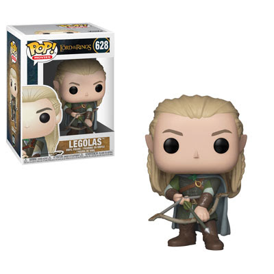 POP! Movies: Lord of the Rings - Legolas Vinyl Figure #628