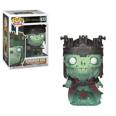POP! Movies: Lord of the Rings - Dunharrow King Vinyl Figure #633
