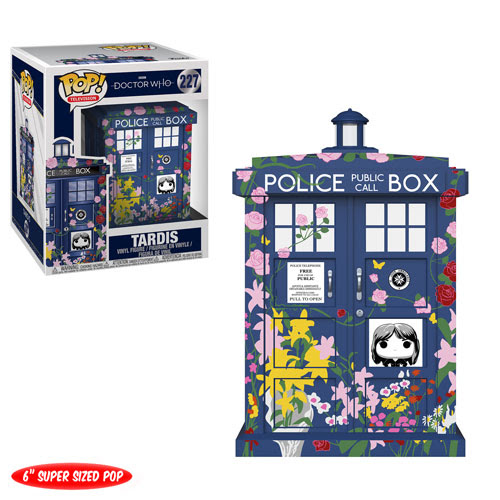 POP! Television: Doctor Who - TARDIS 6