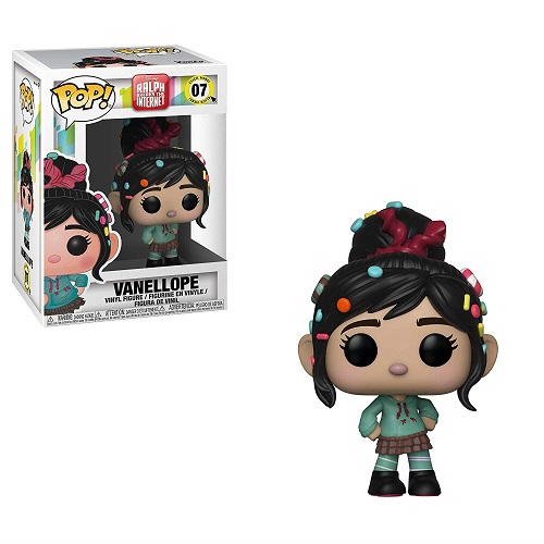 POP! Disney: Wreck It Ralph 2 - Vanellope Vinyl Figure #7