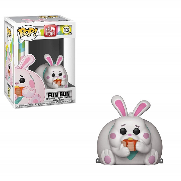 POP! Disney: Wreck It Ralph 2 - Fun Bun Vinyl Figure #13
