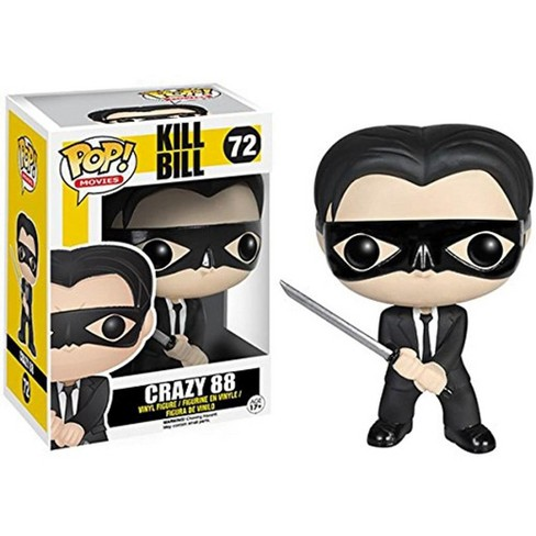 POP! Movies: Kill Bill - Crazy 88 Vinyl Figure #72 [Vaulted]