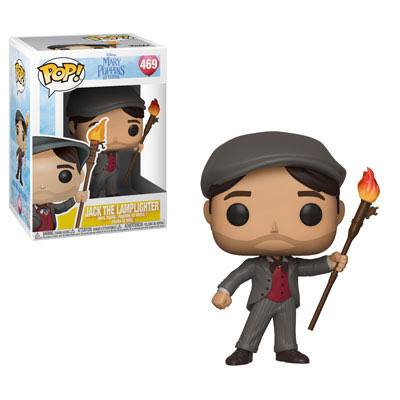 [PRE-SALE] POP! Disney: Mary Poppins - Jack the Lamplighter Vinyl Figure #469 [Ships in December]