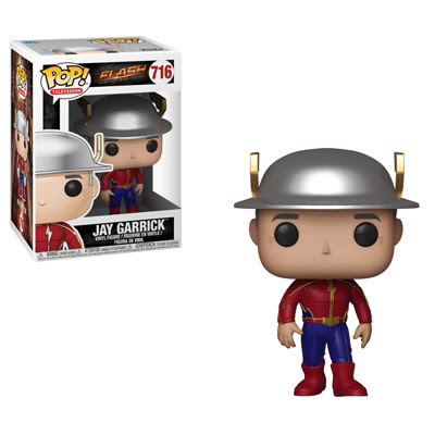 POP! DC Comics: Flash - Jay Garrick Vinyl Figure #716