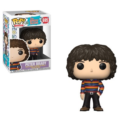 POP! Television: The Brady Bunch - Peter Brady Vinyl Figure #695