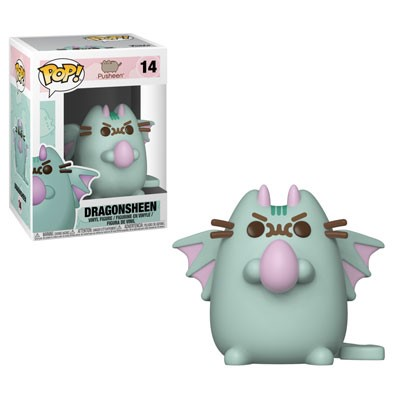 [PRE-SALE] POP! Pusheen: Dragonsheen Vinyl Figure #14 [Ships in February]