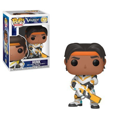 POP! Animation: Voltron - Hunk Vinyl Figure #477