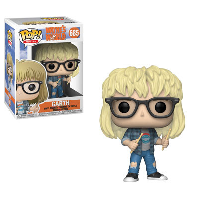 [PRE-SALE] POP! Movies: Wayne's World - Garth Algar Vinyl Figure #685 [Ships in December]