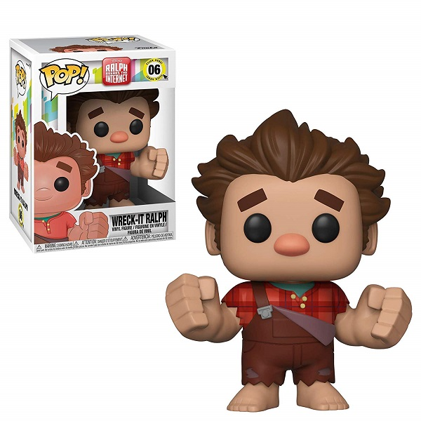 POP! Disney: Wreck It Ralph 2 - Ralph Vinyl Figure #6