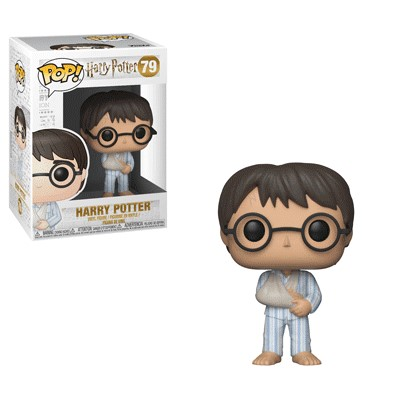 POP! Movies: Harry Potter - Harry Potter in Pajamas Vinyl Figure #79
