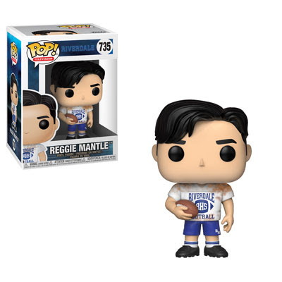 POP! Television: Riverdale - Dream Sequence Reggie Vinyl Figure #735