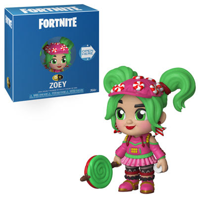 [PRE-SALE] Funko 5 Star: Fortnite - Zoey Vinyl Figure [Ships in December]