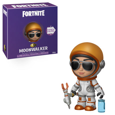 [PRE-SALE] Funko 5 Star: Fortnite - Moonwalker Vinyl Figure [Ships in December]