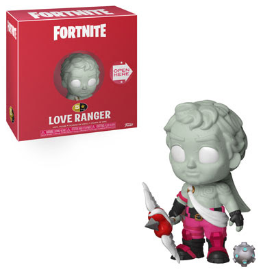 [PRE-SALE] Funko 5 Star: Fortnite - Love Ranger Vinyl Figure [Ships in December]