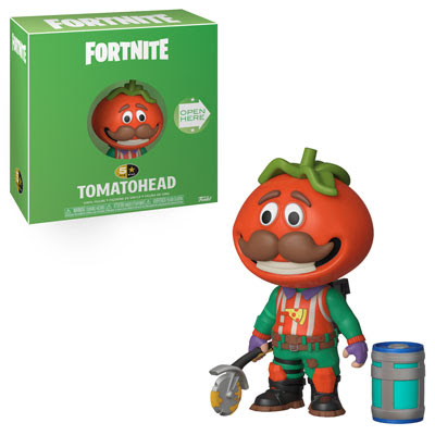 [PRE-SALE] Funko 5 Star: Fortnite - Tomatohead Vinyl Figure [Ships in December]