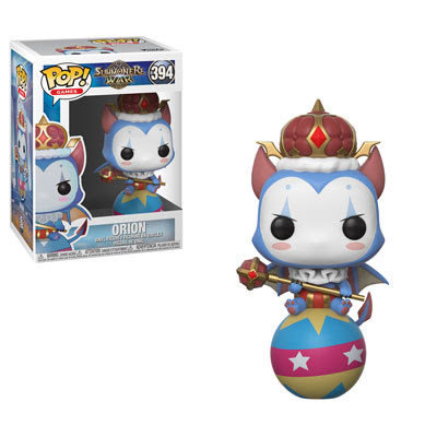 POP! Games: Summoners War - Orion (Water Brownie Magician) Vinyl Figure #394