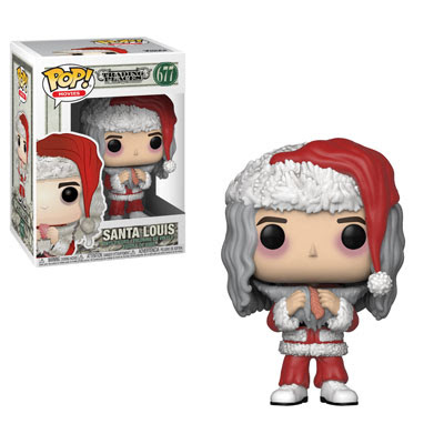 POP! Movies: Trading Places - Santa Louis Vinyl Figure #677