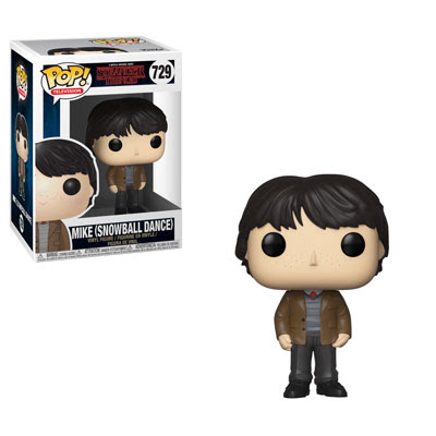POP! Television: Stranger Things - Mike (Snowball Dance) Vinyl Figure #729